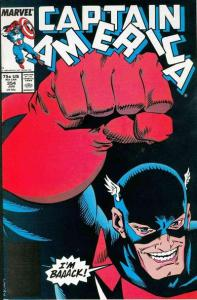 Cap-354-197x300 Hottest Comics for 4/28