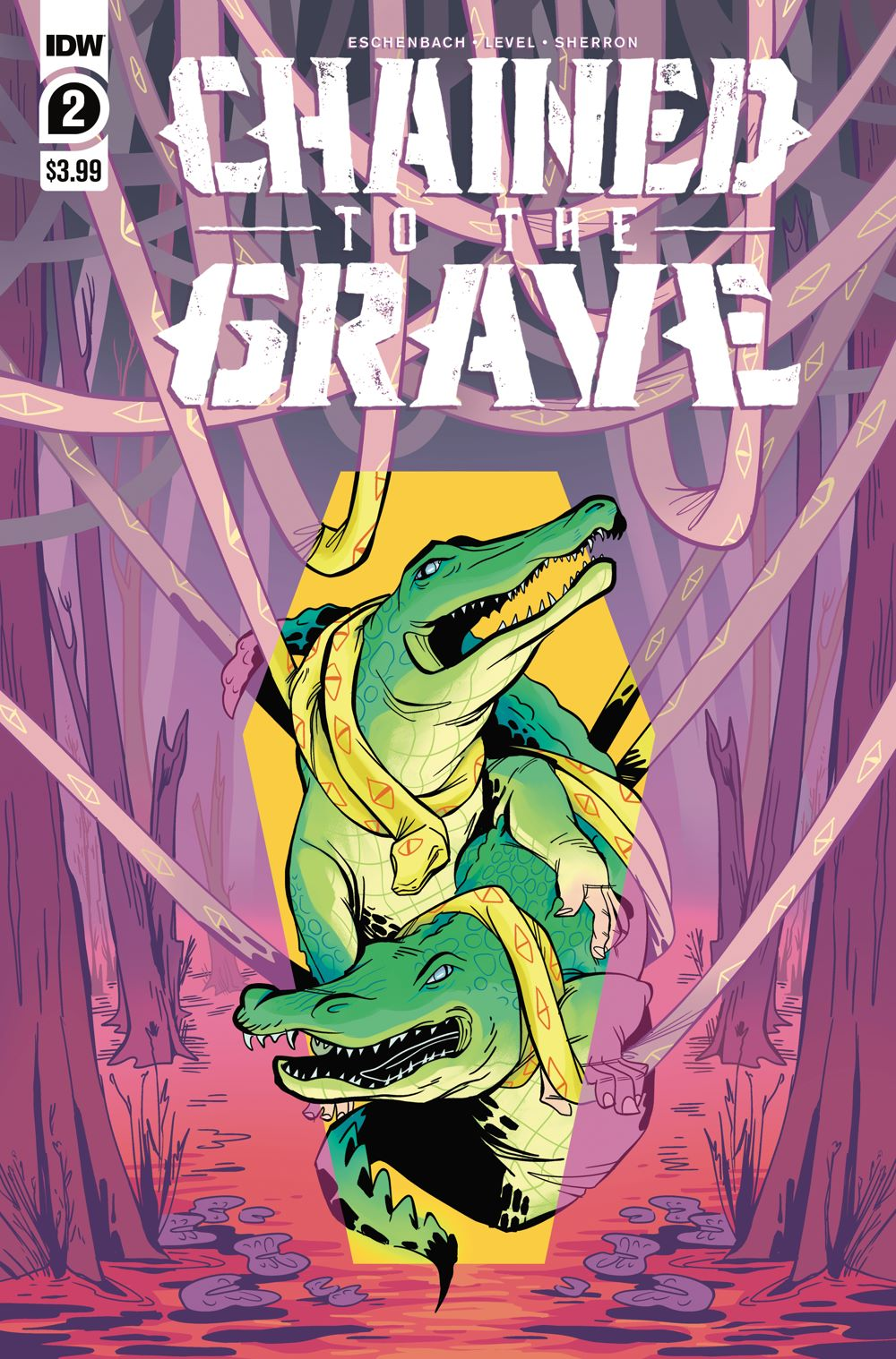 ChainedTTGrave02-cover ComicList: IDW Publishing New Releases for 04/14/2021