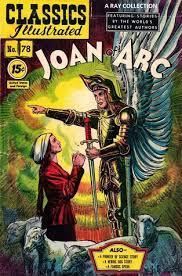 Classics-Illustrated-78 Trends & Oddball Award: Smurfs, Silver Hawks, & Joan of Arc