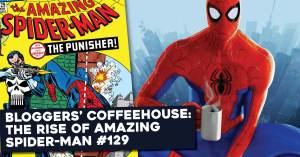 Coffeehouse-300x157 Bloggers' Coffeehouse: The Rise of Amazing Spider-Man #129