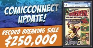 Comicconnect-300x157 Record Daredevil #1 Sale at ComicConnect!