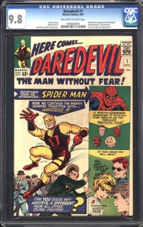 Daredevil_1-189x300 Record Daredevil #1 Sale at ComicConnect!