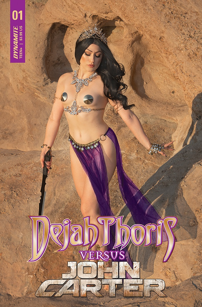 DejahversusCarter-01-01041-D-Cosplay-1 Dynamite Entertainment July 2021 Solicitations