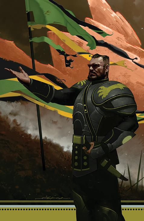 Dune_BloodSardaukar_001_Cover_A_Main BOOM! Studios July 2021 Solicitations