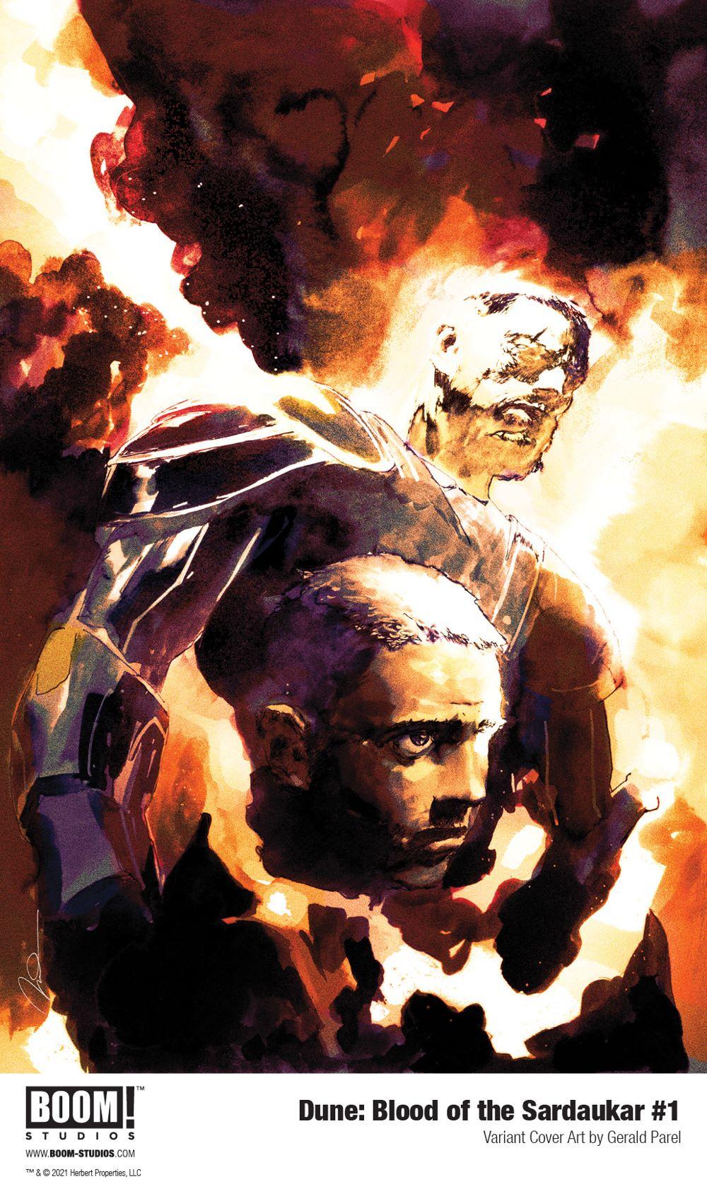 Dune_BloodSardaukar_001_Cover_Variant_Parel_PROMO BOOM! Studios' DUNE: BLOOD OF THE SARDAUKAR arrives this July