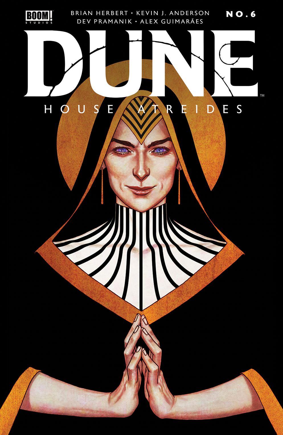 Dune_HouseAtreides_006_Cover_B_Variant ComicList Previews: DUNE HOUSE ATREIDES #6 (OF 12)