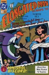 Elongated-Man-1-Mini-Series-194x300 Blogger Dome: Mister Fantastic versus Plastic Man AND Elongated Man