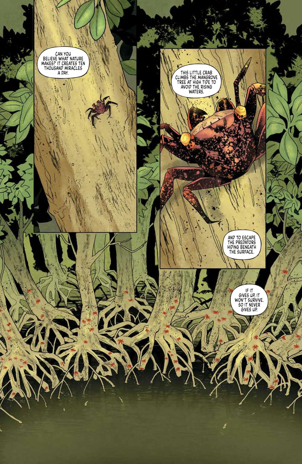 Eve_001_PRESS_3 ComicList Previews: EVE #1 (OF 5)