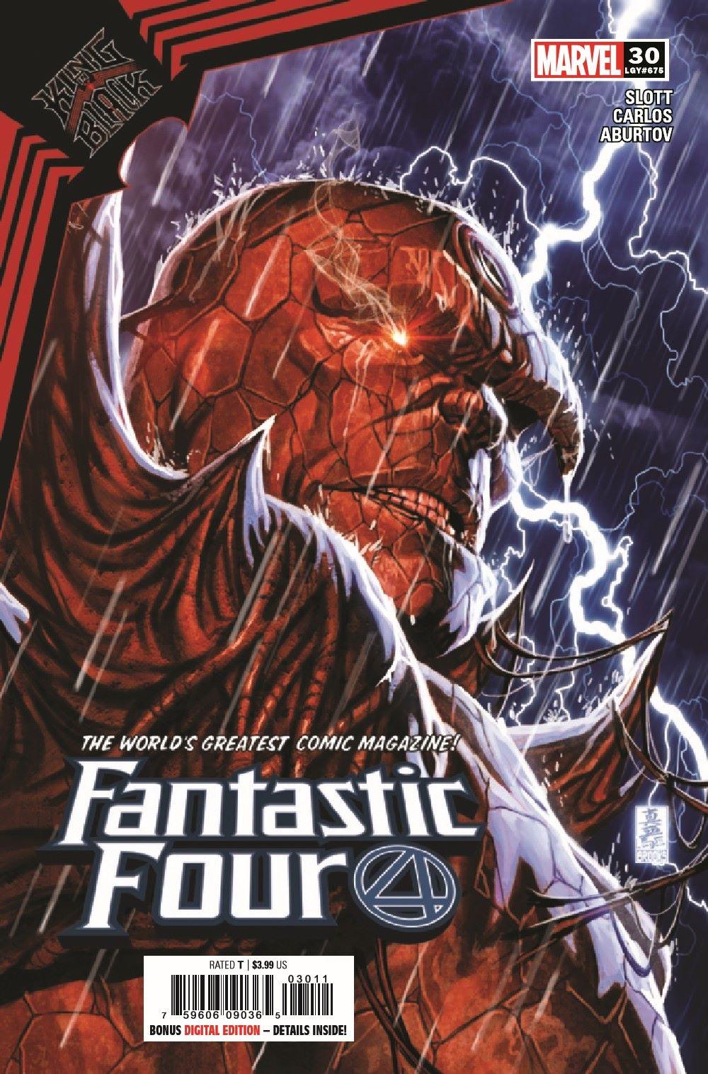 FF2018030_Preview-1 ComicList Previews: FANTASTIC FOUR #30