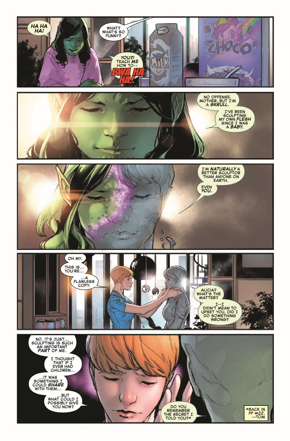 FF2018031_Preview-6 ComicList Previews: FANTASTIC FOUR #31