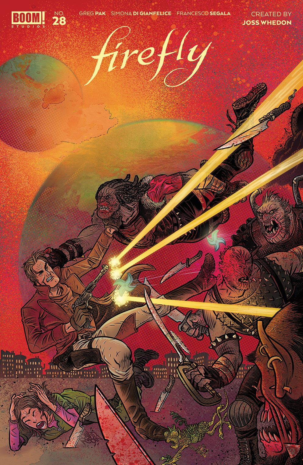 Firefly_028_Cover_B_Variant ComicList Previews: FIREFLY #28