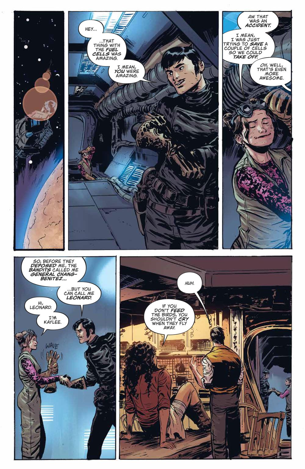 Firefly_UnificationWar_v2_SC_PRESS_14 ComicList Previews: FIREFLY THE UNIFICATION WAR VOLUME 2 TP
