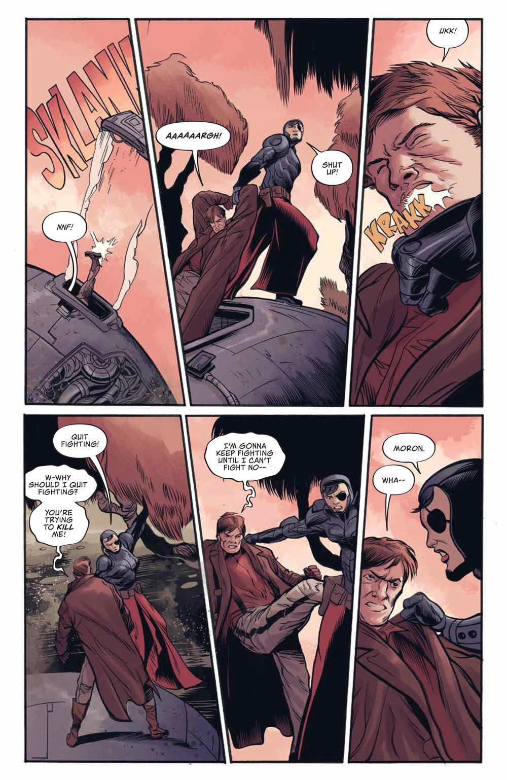 Firefly_UnificationWar_v2_SC_PRESS_22 ComicList Previews: FIREFLY THE UNIFICATION WAR VOLUME 2 TP