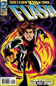 Flash-92-195x300 Coldest Comics: the Symbiotes Get the Cold Shoulder