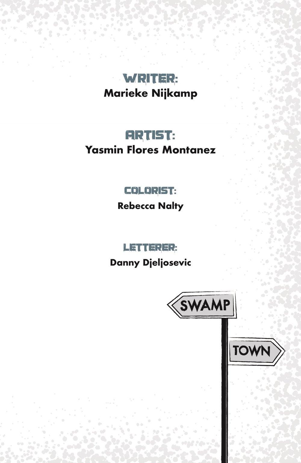 GB_SotS_VOL1_pr-3 ComicList Previews: GOOSEBUMPS SECRET OF THE SWAMP TP