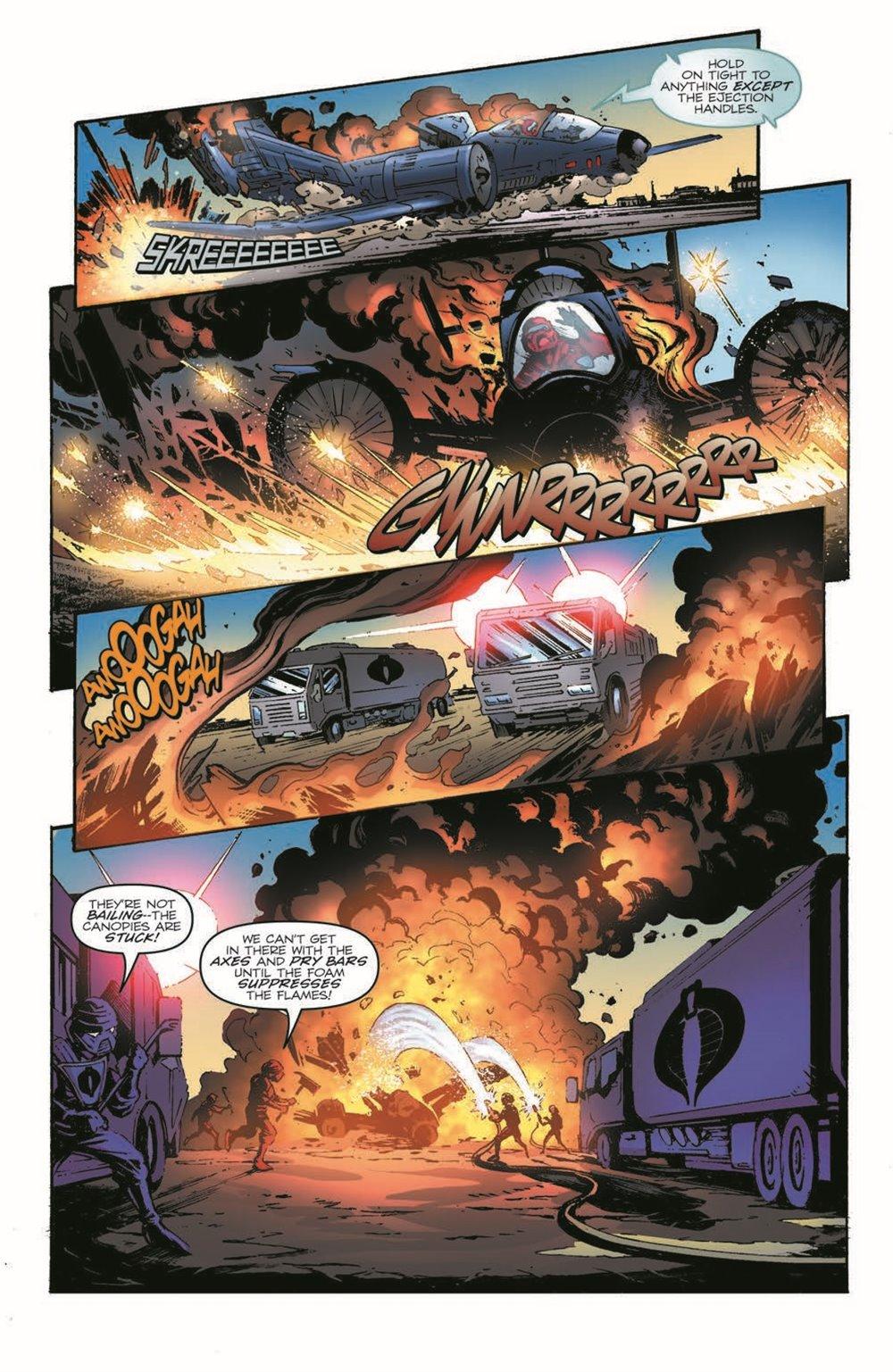 GIJoeRAH280-pr-6 ComicList Previews: G.I. JOE A REAL AMERICAN HERO #280
