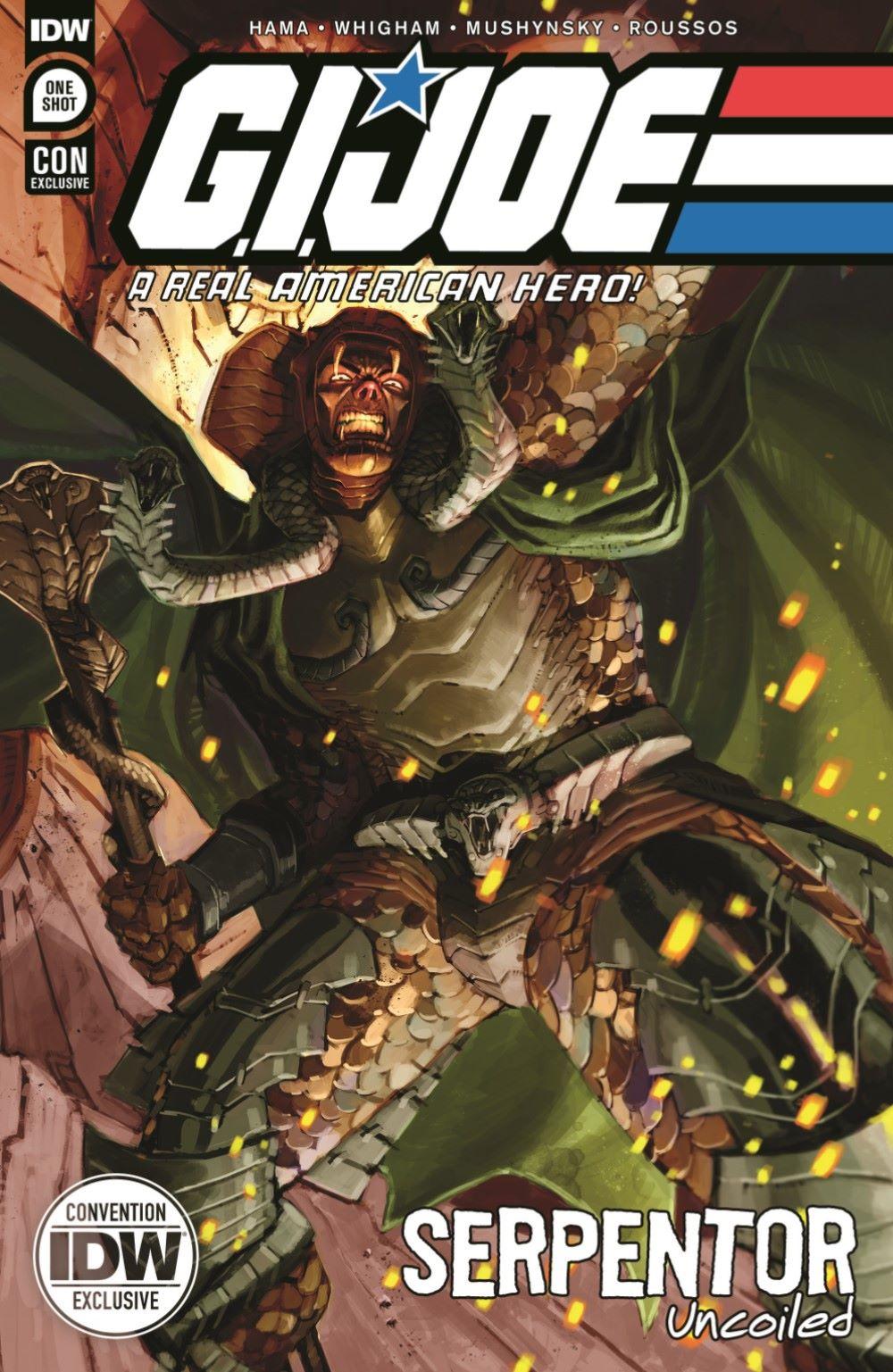 GIJoeRAH_SerpentorUncoiled-pr-02 ComicList Previews: G.I. JOE A REAL AMERICAN HERO SERPENTOR UNCOILED #1
