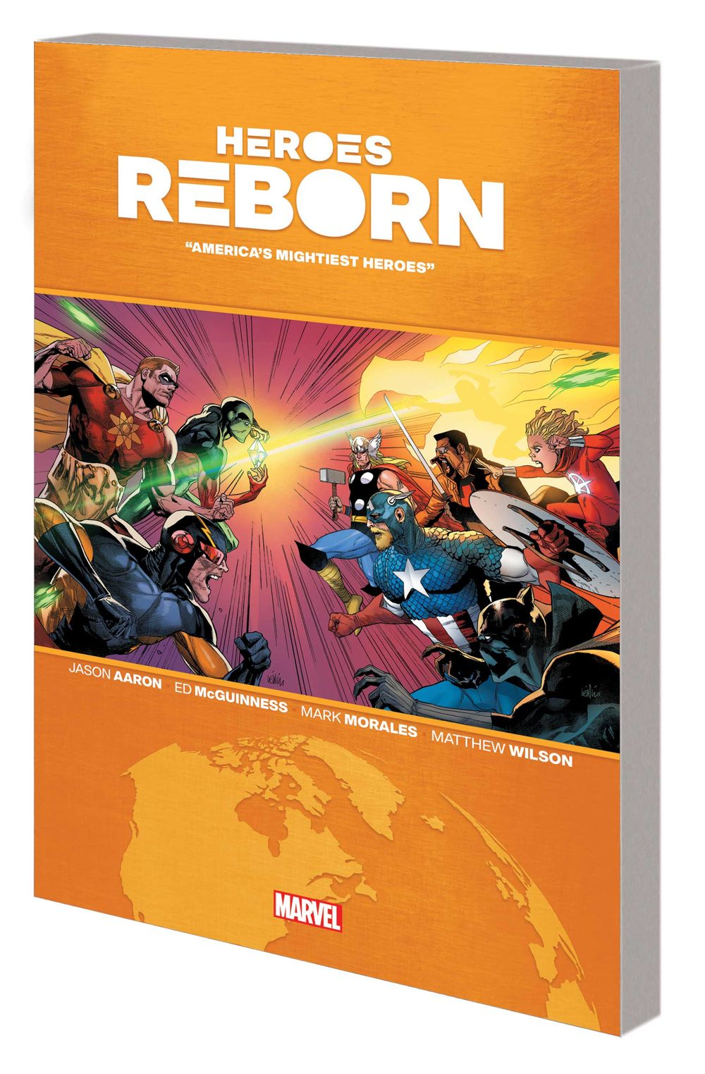 HEROES_REBORN_EMH_TPB Marvel Comics July 2021 Solicitations