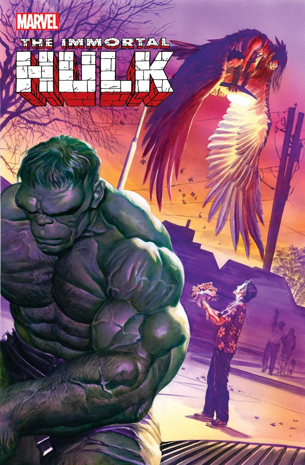HULK2018048_cvr Marvel Comics July 2021 Solicitations