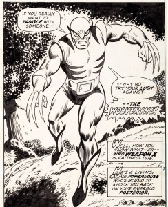 Herb-Trimpe-Wolverine-First-Appearance-Original-Art-Mania-244x300 First Appearance Original Art Mania: Heritage Auctions
