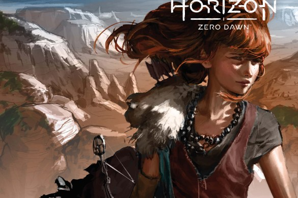 HorizonZeroDawn21_00_CoverB_ALOY-CONCEPT-ART-COVERS HORIZON ZERO DAWN begins a new story arc in LIBERATION