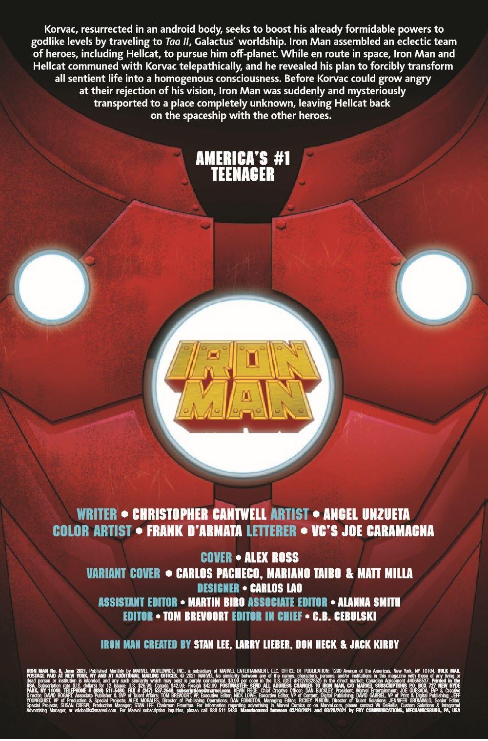 IM2020008_Preview-2 ComicList Previews: IRON MAN #8