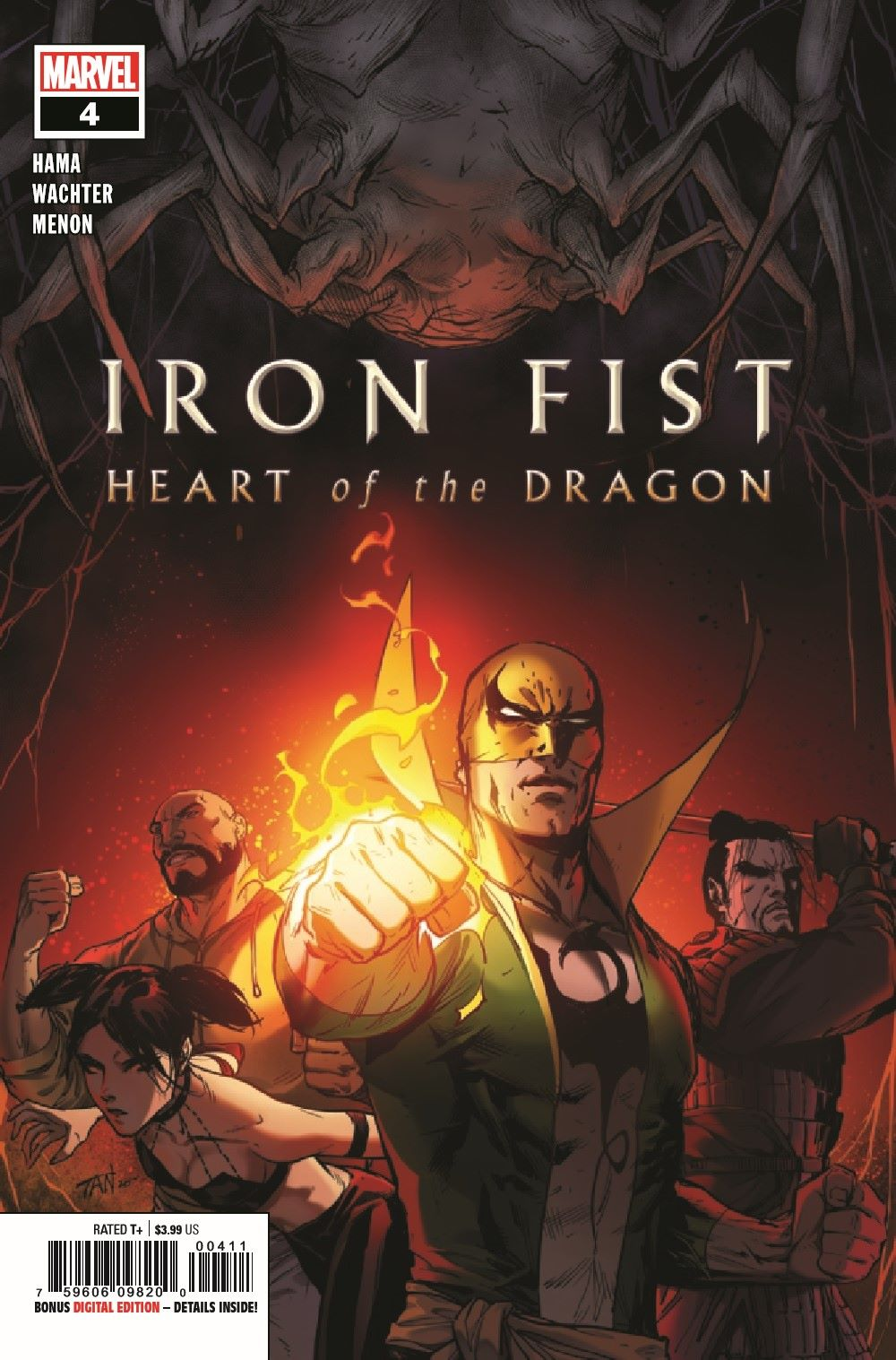 IRONFISTHOD2021004_Preview-1 ComicList Previews: IRON FIST HEART OF THE DRAGON #4 (OF 6)