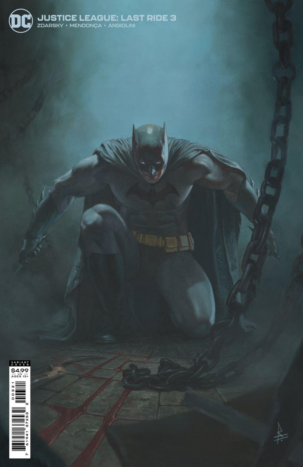 JLLR_Cv3_var DC Comics July 2021 Solicitations