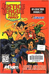Justice-League-2-202x300 Who Will Win? Justice League Task Force for Super Nintendo & Sega Genesis