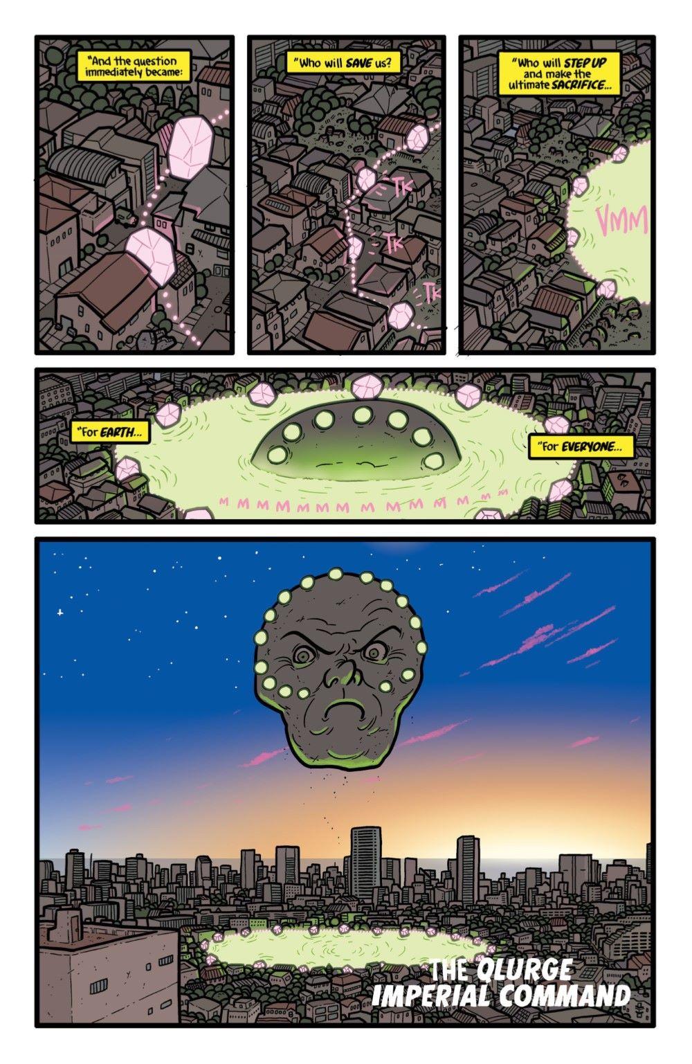 KAIJUMAXV6-1-MARKETING-05 ComicList Previews: KAIJUMAX SEASON SIX #1