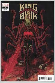 King-in-Black-Superlog-variant Coldest Comics: the Symbiotes Get the Cold Shoulder