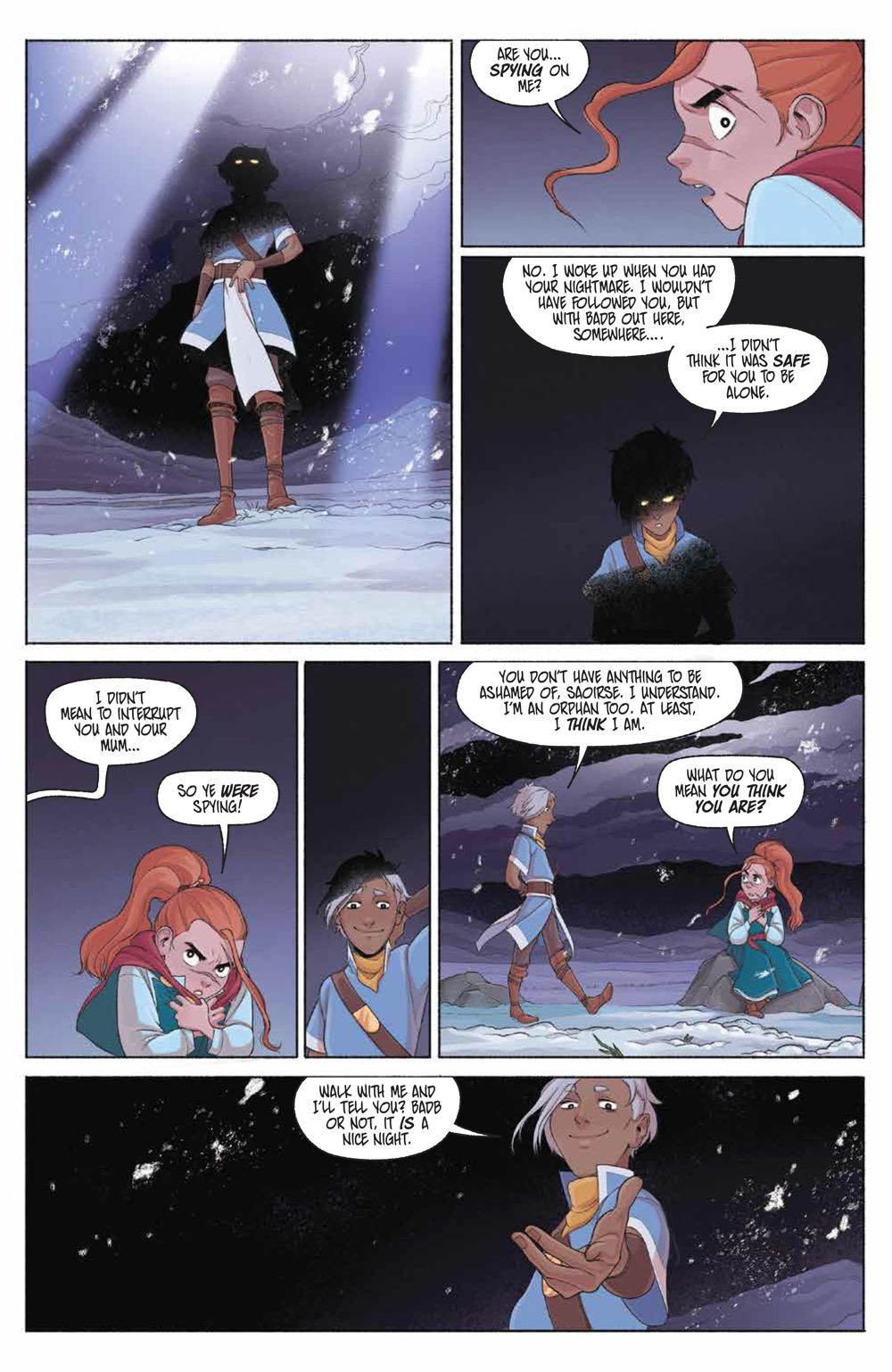 LastWitch_005_PRESS_6 ComicList Previews: THE LAST WITCH #5 (OF 5)
