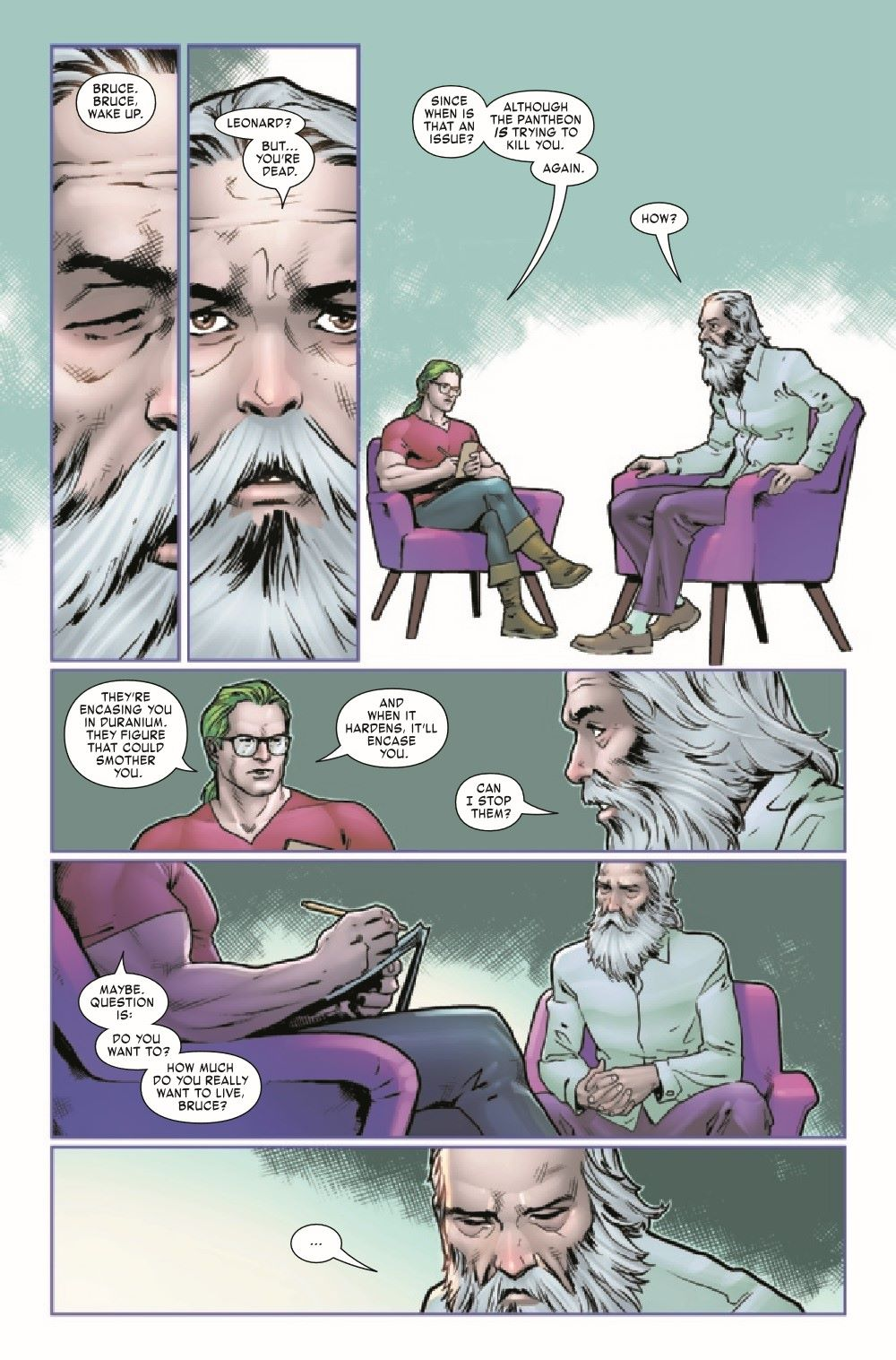 MAESTROWAP2021004_Preview-3 ComicList Previews: MAESTRO WAR AND PAX #4 (OF 5)