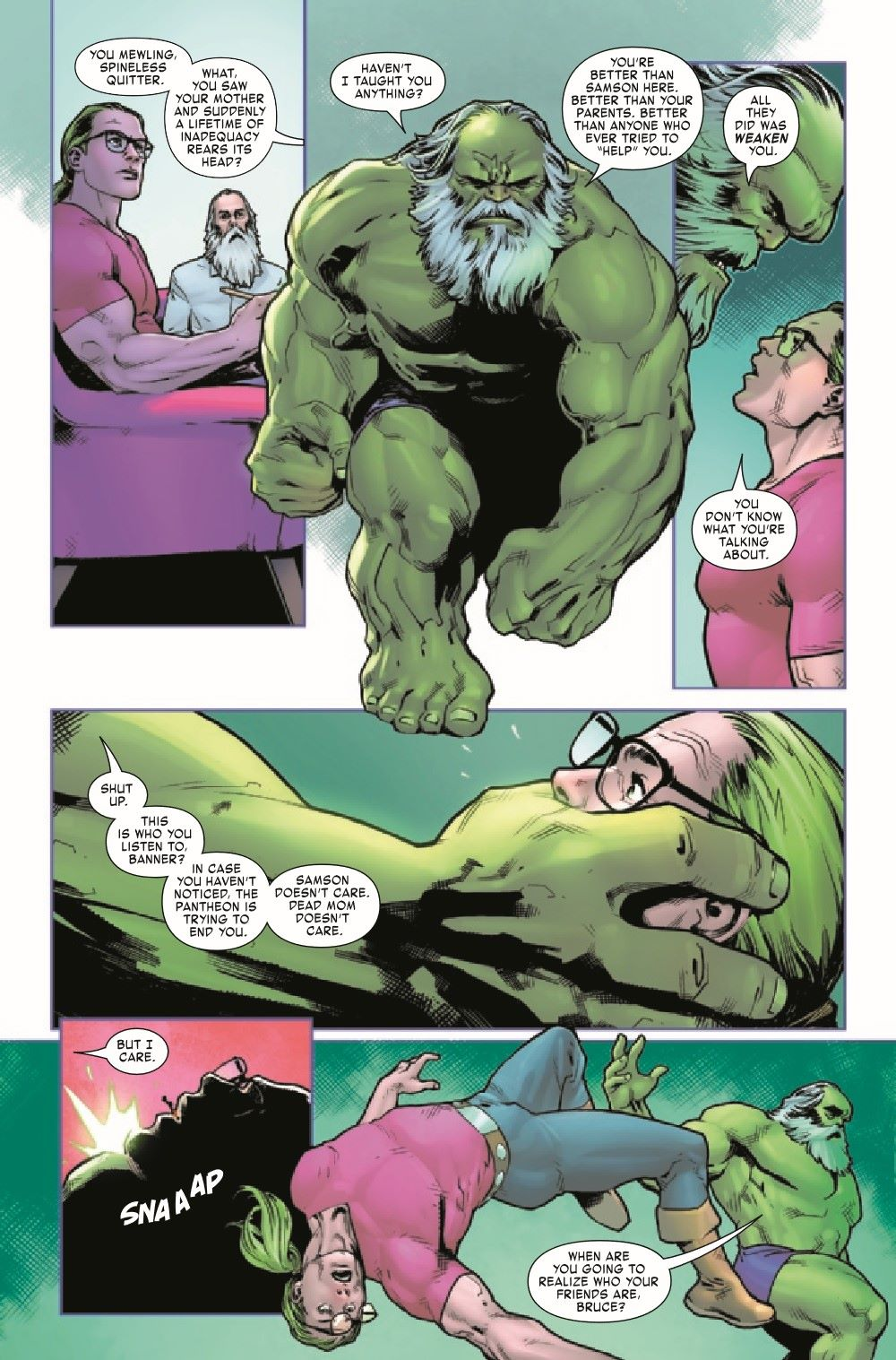 MAESTROWAP2021004_Preview-4 ComicList Previews: MAESTRO WAR AND PAX #4 (OF 5)