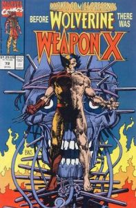 MCP72-197x300 Barry Windsor-Smith and the X-Men