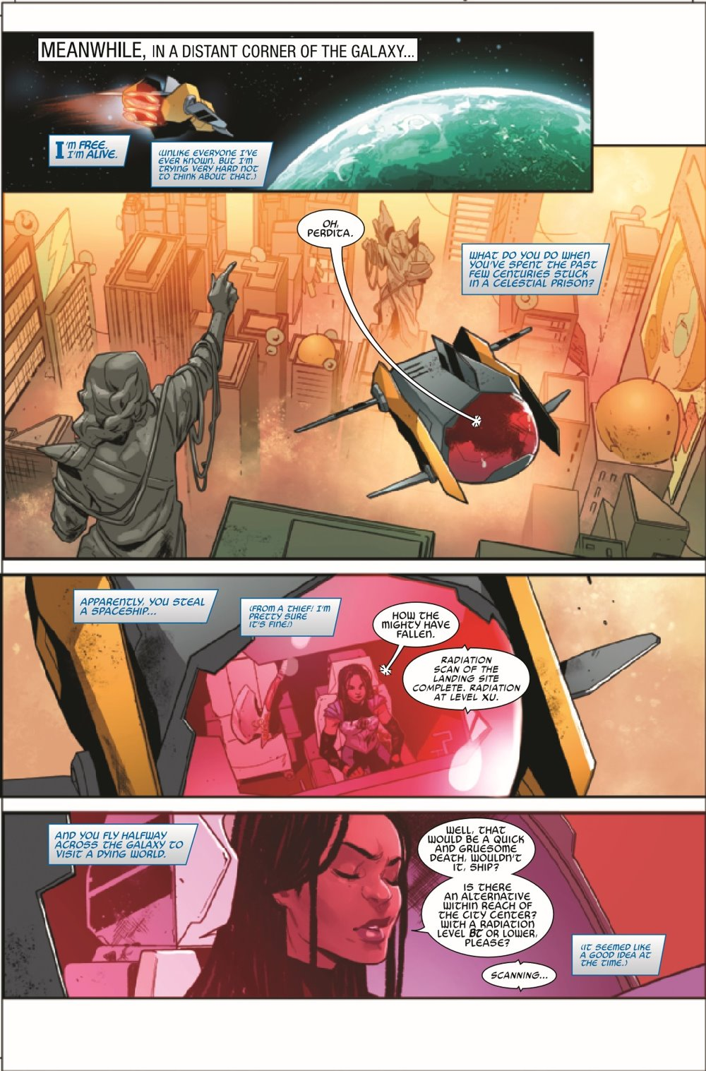 MIGHTYVALKYRIES2021001_Preview-6 ComicList Previews: THE MIGHTY VALKYRIES #1 (OF 5)