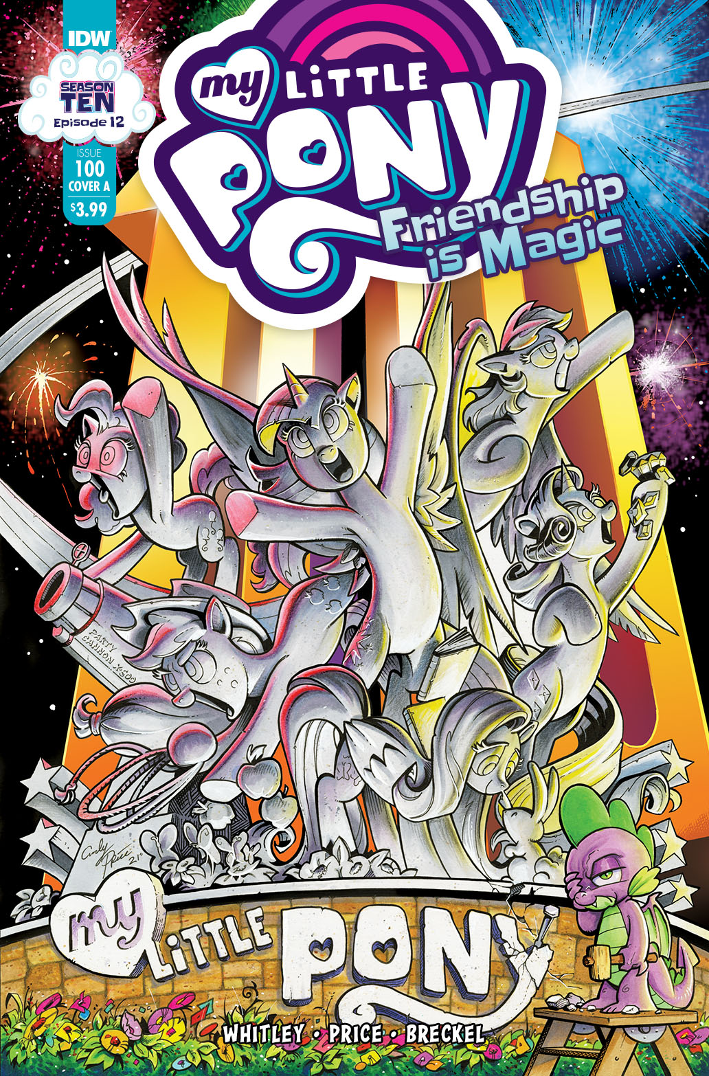 MLP100_12-coverA-copy IDW Publishing July 2021 Solicitations