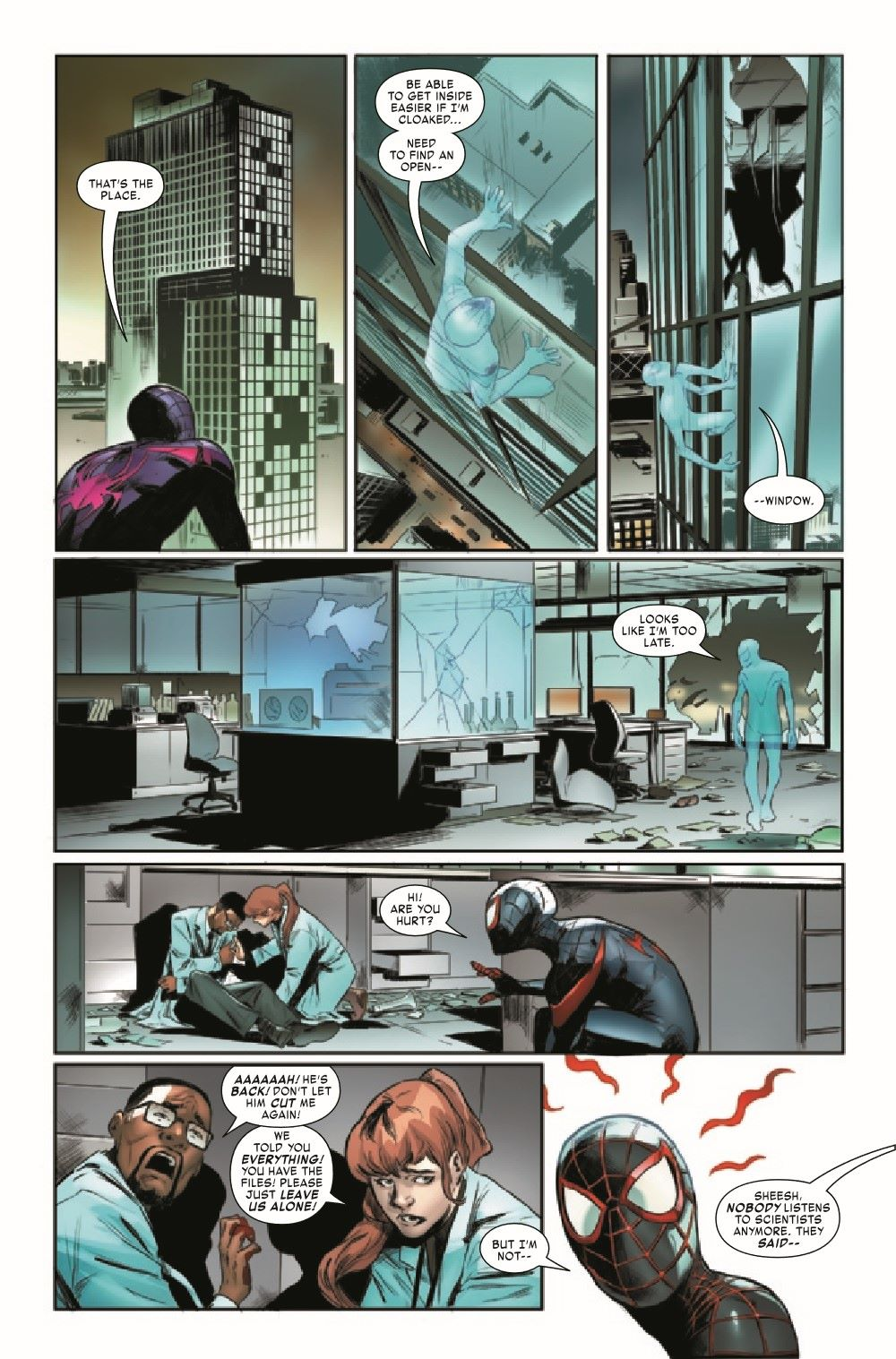 MMSM2018025_Preview-5 ComicList Previews: MILES MORALES SPIDER-MAN #25
