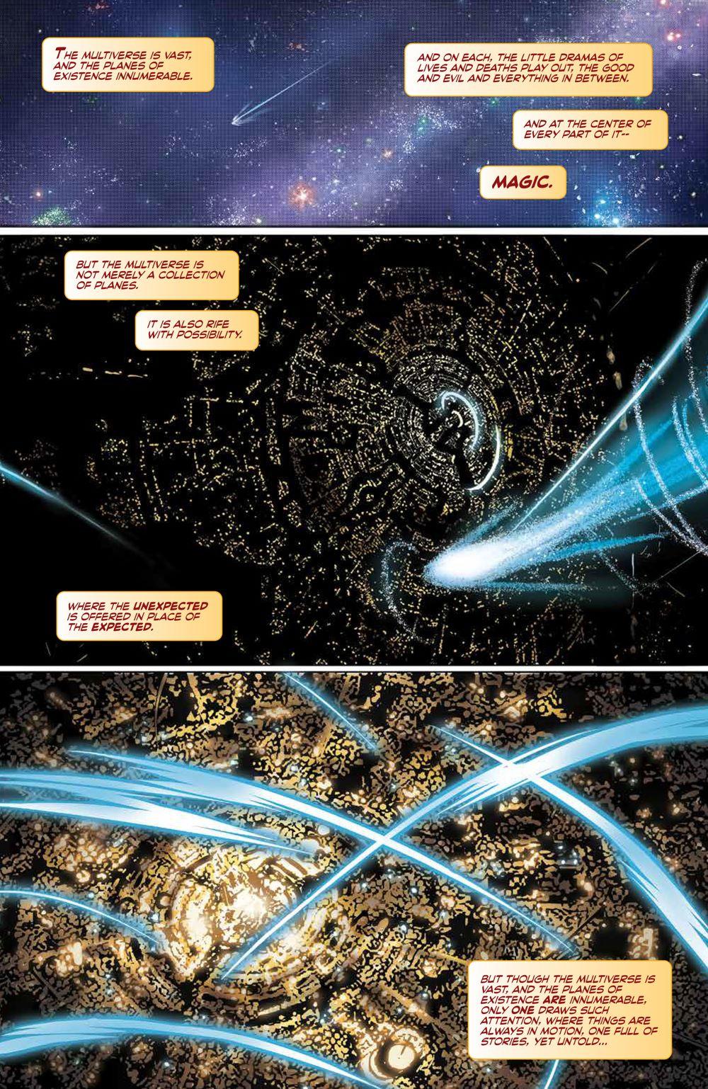 Magic_001_PRESS_3 ComicList Previews: MAGIC #1