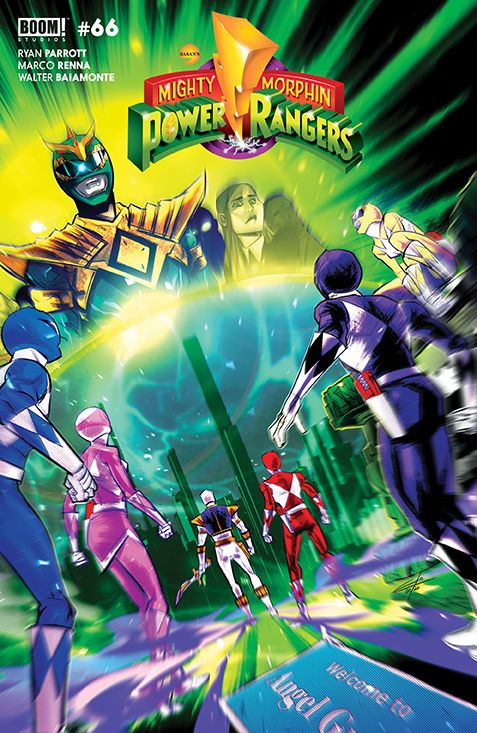 MightyMorphin_006_Cover_B_Legacy ComicList Previews: MIGHTY MORPHIN #6