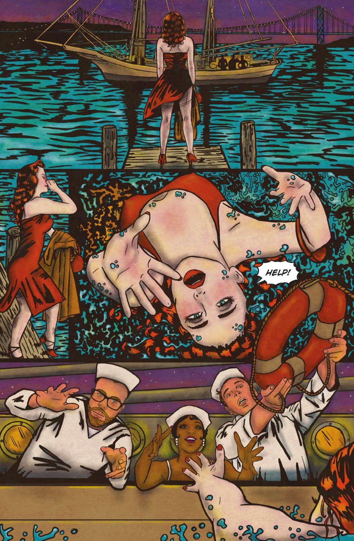 Minky-Interiors-Page_3 ComicList Previews: MINKY WOODCOCK THE GIRL WHO ELECTRIFIED TESLA #1