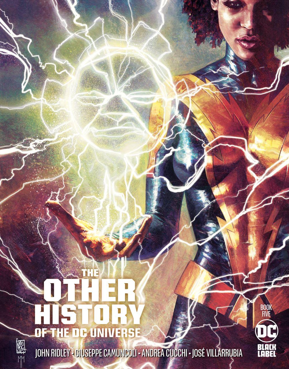 OHotDCU_Cv5 DC Comics July 2021 Solicitations