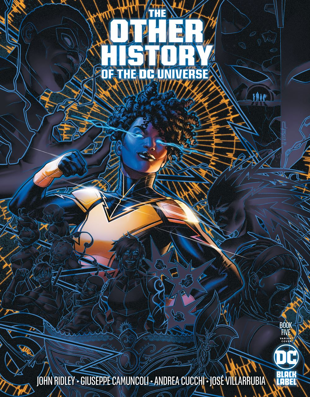 OHotDCU_Cv5_var DC Comics July 2021 Solicitations