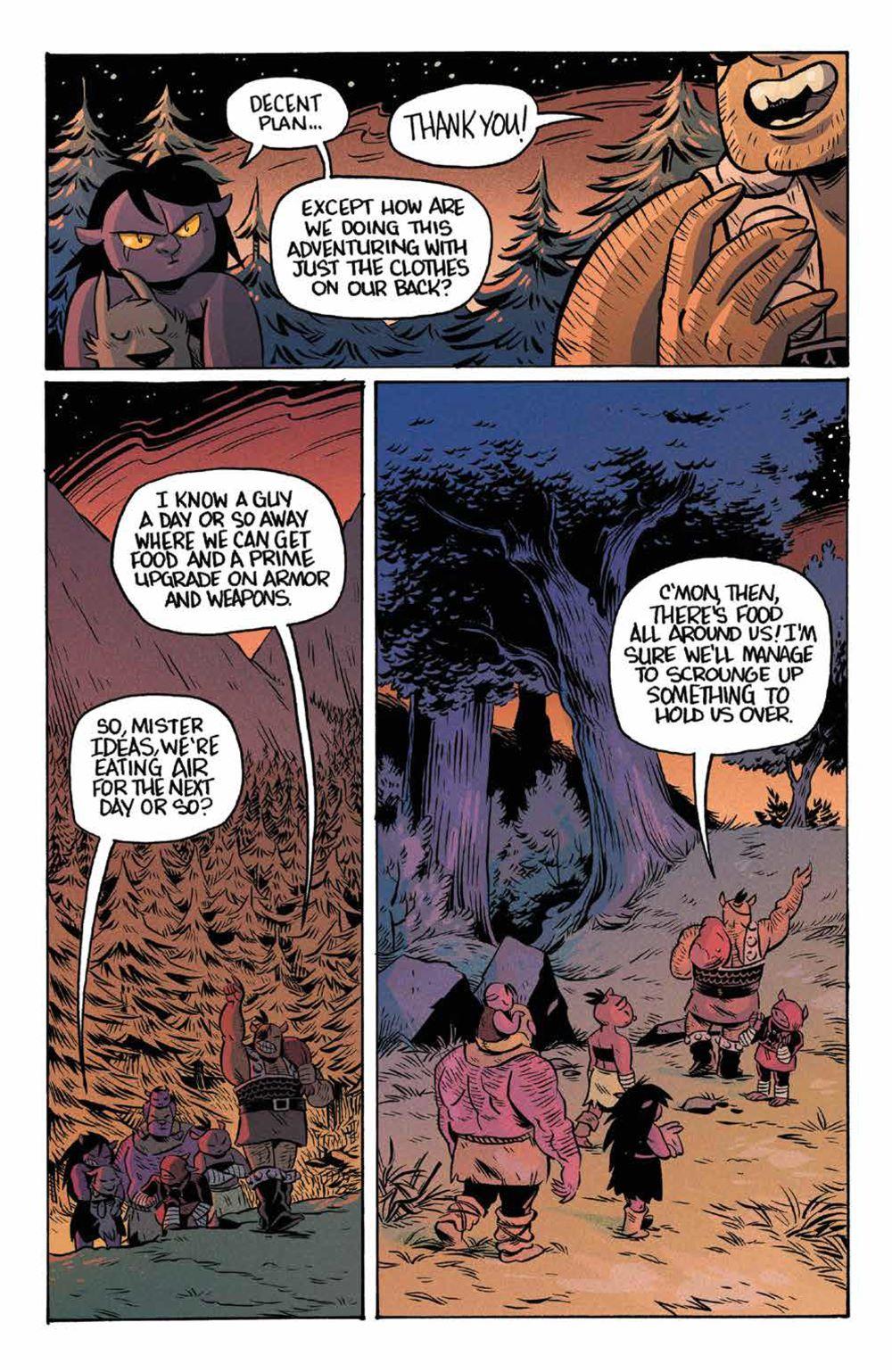 Orcs_003_PRESS_7 ComicList Previews: ORCS #3 (OF 5)