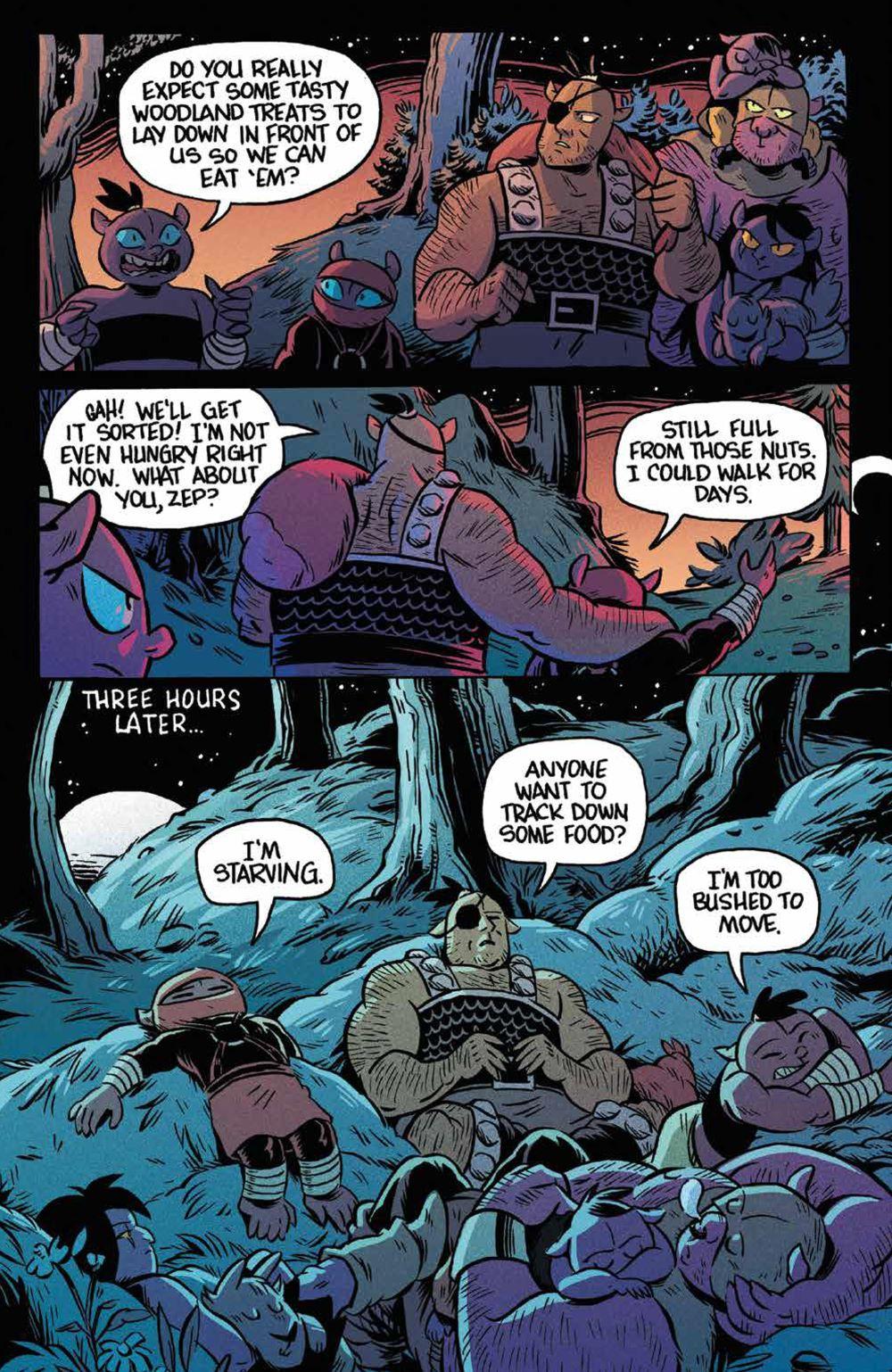 Orcs_003_PRESS_8 ComicList Previews: ORCS #3 (OF 5)