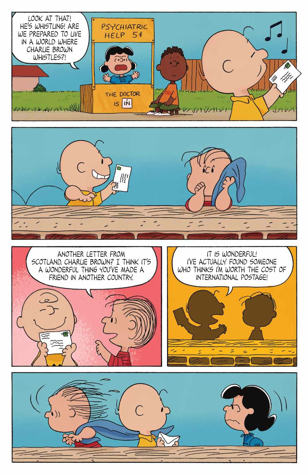 Peanuts_OGN_ScotlandBound_SC_PRESS_10 ComicList Previews: PEANUTS SCOTLAND BOUND CHARLIE BROWN GN
