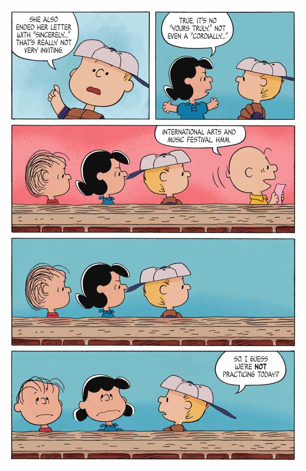 Peanuts_OGN_ScotlandBound_SC_PRESS_16 ComicList Previews: PEANUTS SCOTLAND BOUND CHARLIE BROWN GN