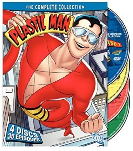 Plastic-Man-The-Complete-Collection-265x300 Blogger Dome: Mister Fantastic versus Plastic Man AND Elongated Man