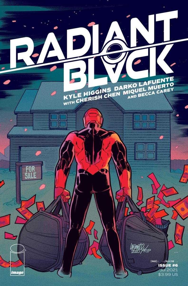 RB06-A-Lafuente_c6815a0147f8285e3b5042ebb3626151 RADIANT BLACK #6 to be a special one-shot issue