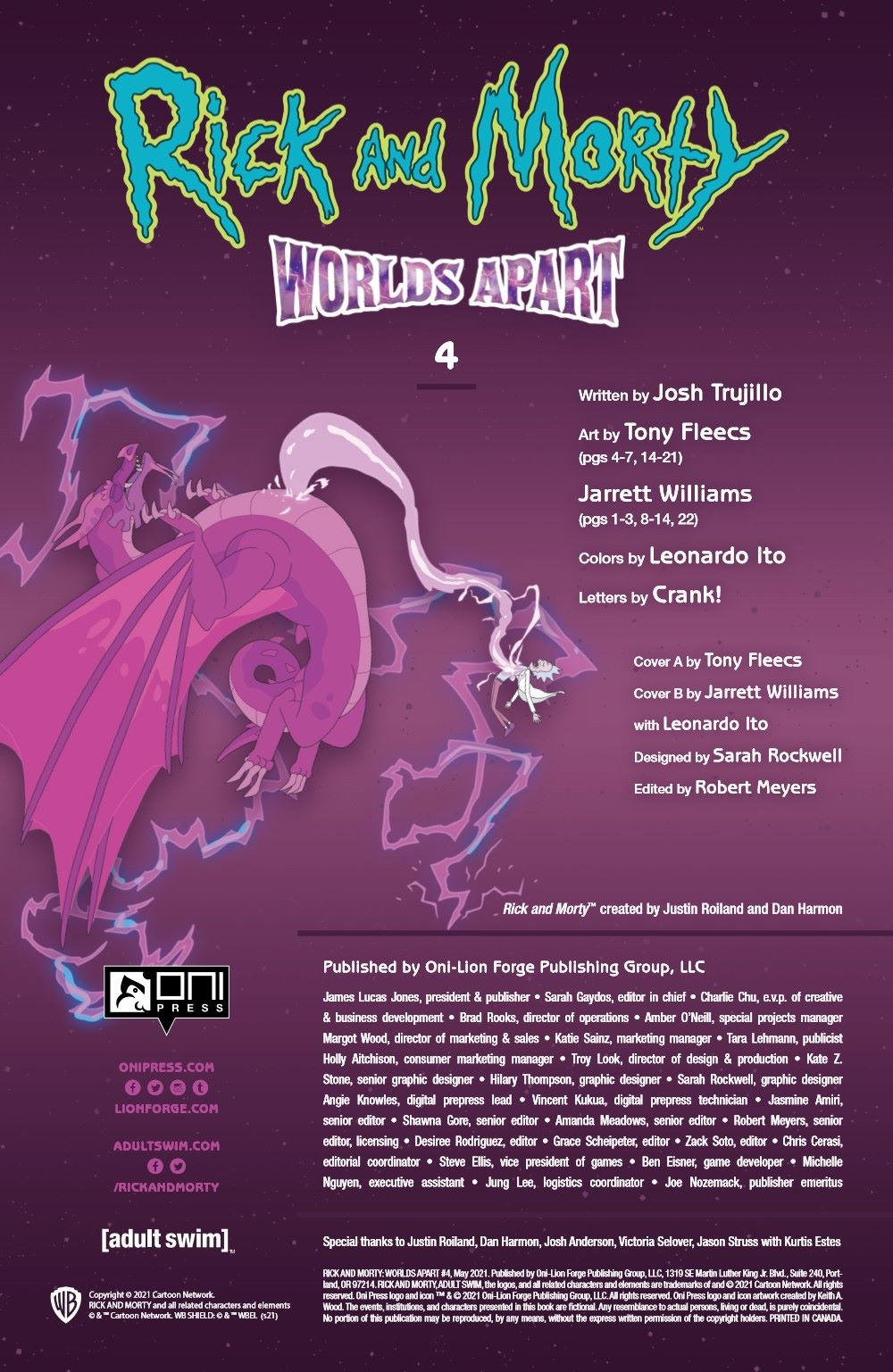 RICKMORTY-WORLDSAPART-4-REFERENCE-03 ComicList Previews: RICK AND MORTY WORLDS APART #4